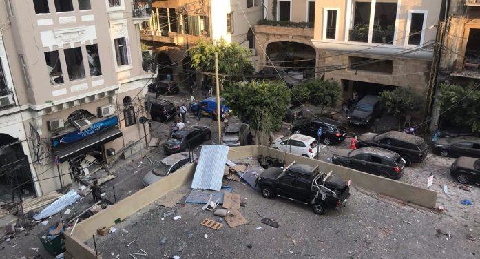 Libano in ginocchio