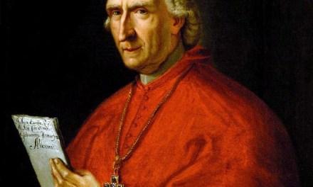 [GLORIE DEL CARDINALATO] S.E.R. Giovan Francesco Albani (1720-1803)