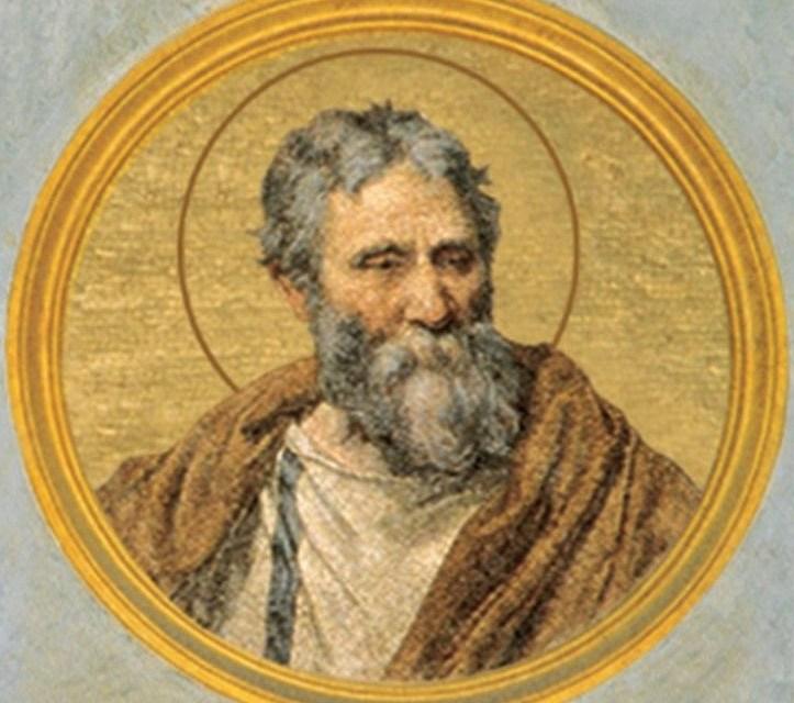 Sant'Agatone, papa a 103 anni