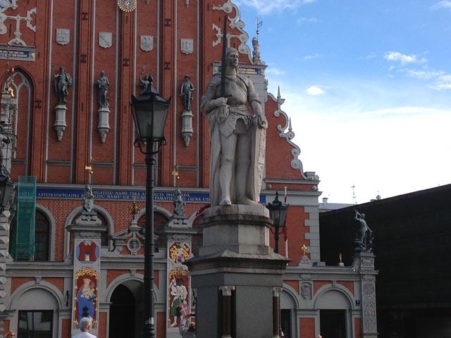 San Rolando Riga