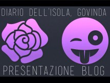 Blog Diario dell'Isola Giuseppe Govinda