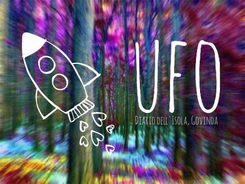 Quella volta che ho visto un UFO di Giuseppe Govinda