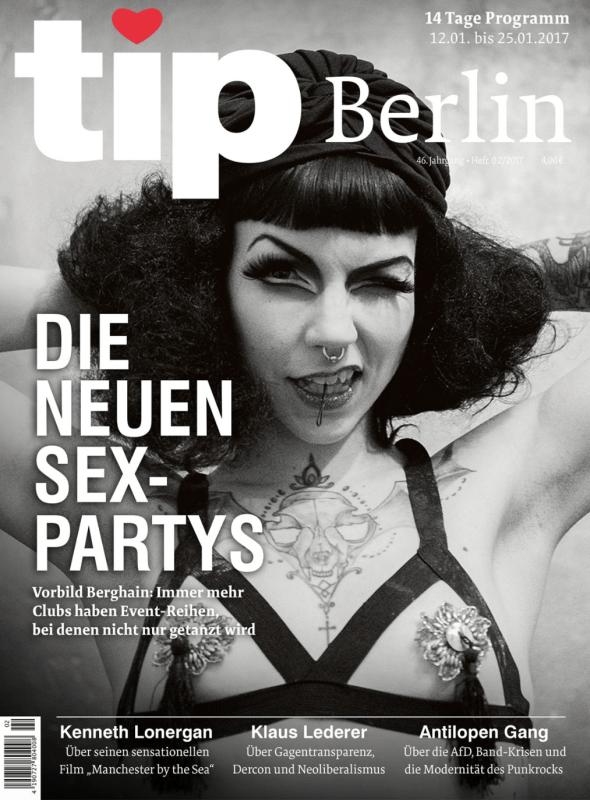 TIP Berlin sex party