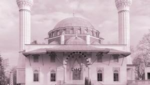 La moschea vicino a Tempelhof