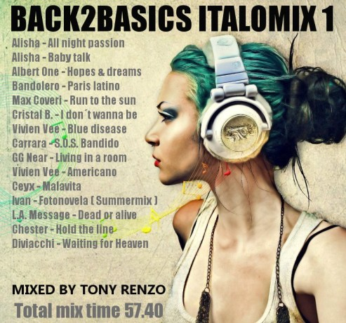 Back2Basics Italo Mix  1 Tony Renzo