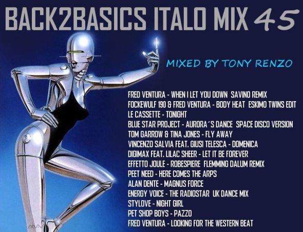 Back2Basics Italo Mix 45