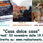 Il Pasto nudo, Mamma che vita, Casa dolce casa su Radio Stonata