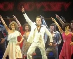 Il Cast del Musical La Febbre del Sabato Sera ospite a POLTRONISSIMA