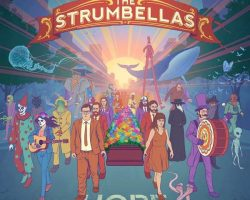 "THE STRUMBELLAS ""Young & Wild"""