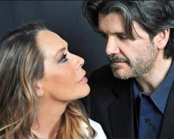"""Barbara De Rossi e Francesco Branchetti ospiti a POLTRONISSIMA con """"Il Bacio"""""""