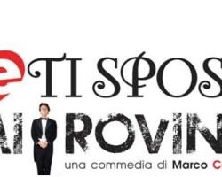 """Marco Cavallaro e il cast di """"Se ti sposo mi rovino"""" ospiti a POLTRONISSIMA"""