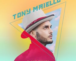 """TONY MAIELLO: """"IL MIO FUNKY"""" è il nuovo singolo"""