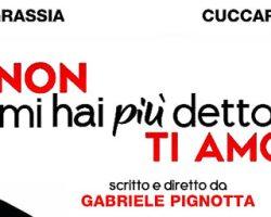 """Lorella CUCCARINI, Giampiero INGRASSIA e tutto il cast di """"Non mi hai più detto ti amo"""" ospiti a POLTRONISSIMA"""