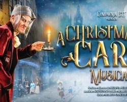 """L'incantevole e magico musical di Natale """"A Christmas Carol"""" in scena al Teatro Alfieri di Torino e ospite di Poltronissima"""