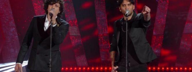 Rischio Squalifica per Ermal Meta e Fabrizio Moro? Polemica a #Sanremo2018 . Audio a confronto.
