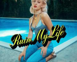 """ZARA LARSSON  torna con il nuovo singolo  """"RUIN MY LIFE"""""""