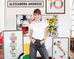 """ALESSANDRA AMOROSO – """"FORZA E CORAGGIO"""""""