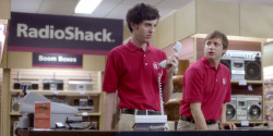 Radio Shack Super Bowl ad