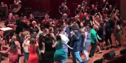 Sir Mix-A-Lot with the Seattle Symphony.