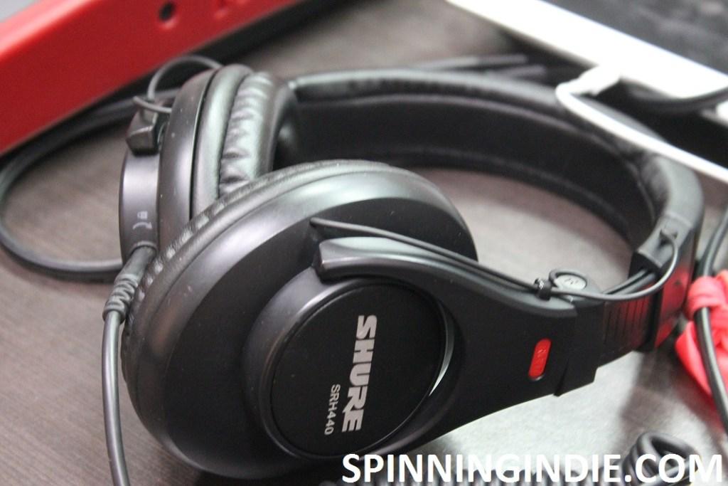 headphones at 9th Floor Radio