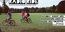 WKNC Radio Ride flyer