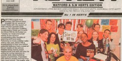 Watford paper on Silver FM