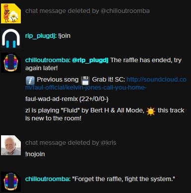 dubtrack chat