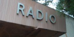 Radio sign at San Francisco State University. Photo: J. Waits