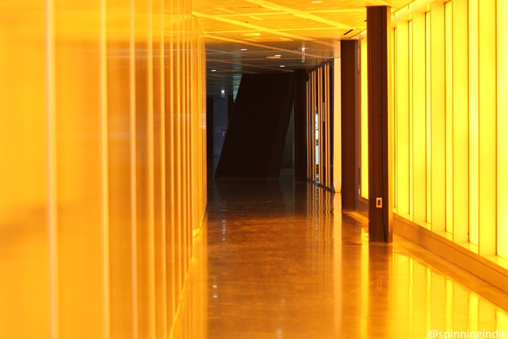 Hallway near WIIT. Photo: J. Waits