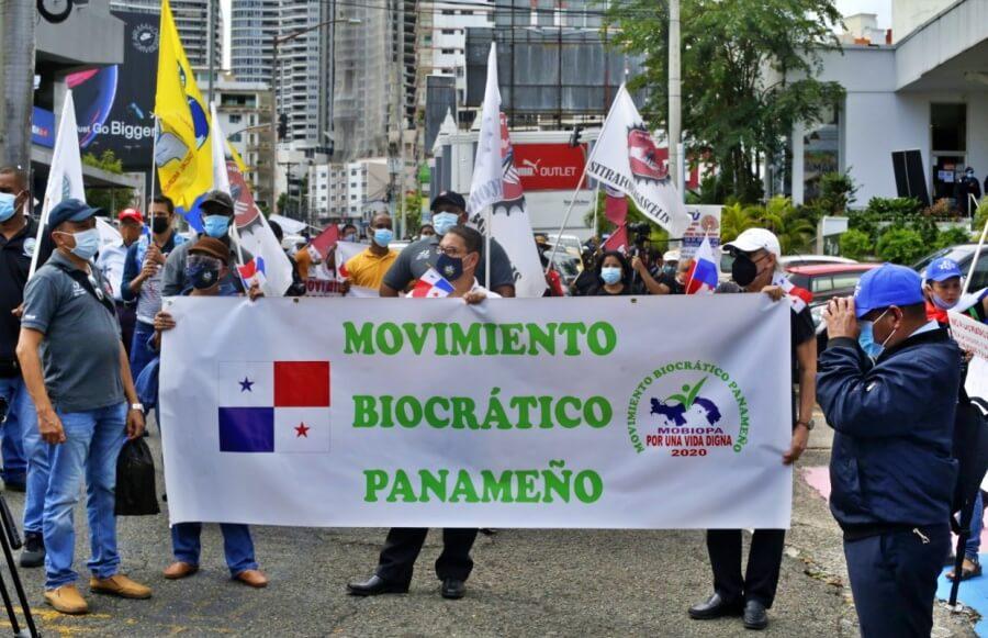 Panamá protesta contra el endeudamiento [Multimedia]