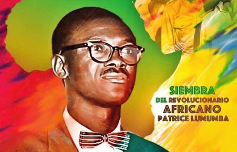 Vida y muerte del libertador Patrice Lumumba