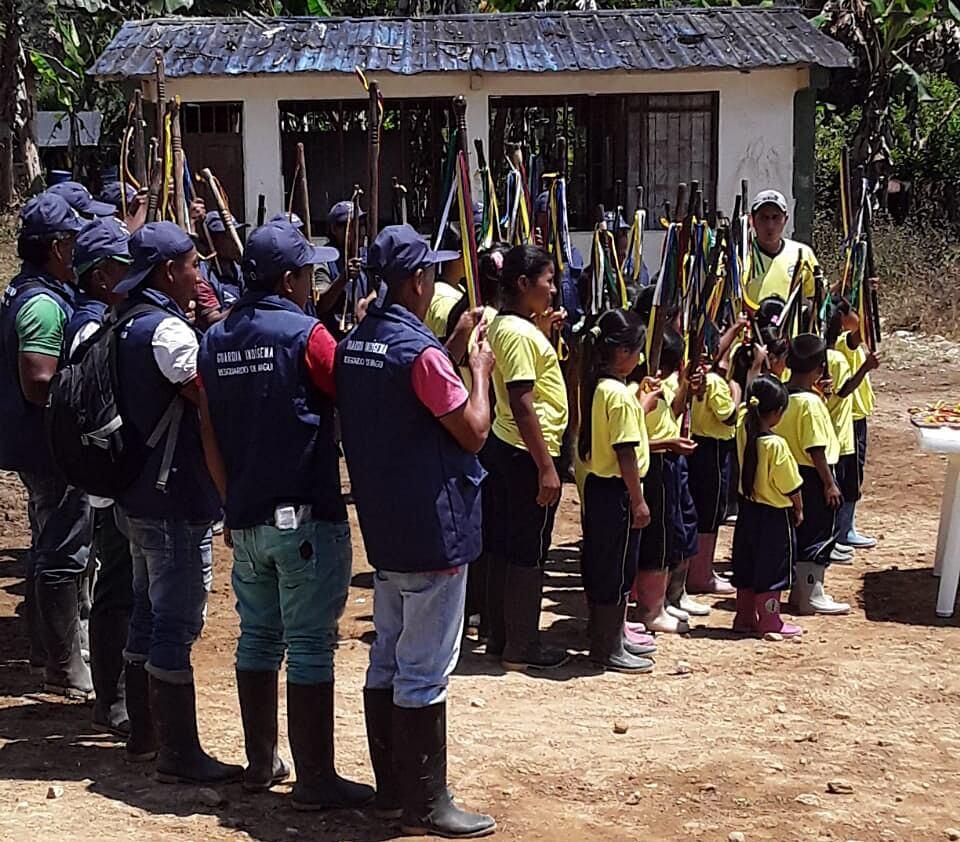 Colombia: amenazada la pervivencia del pueblo Awá en Katsa Su en medio de un conflicto armado y socio ambiental