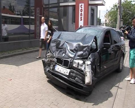 ambulanta accident Rebreanu