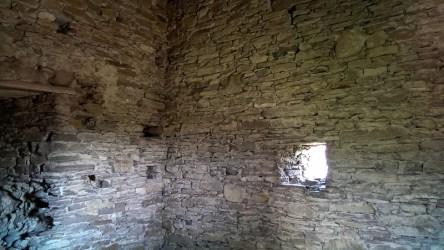 15 - Galerie Cetate, Ziduri groase