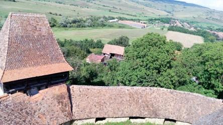 16 - Galerie Cetate, acoperisuri