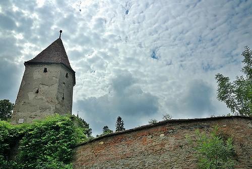 imagini din cetate,Turnul tabacarilor