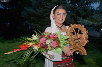 Iulia Andreea Mihai - trofeu