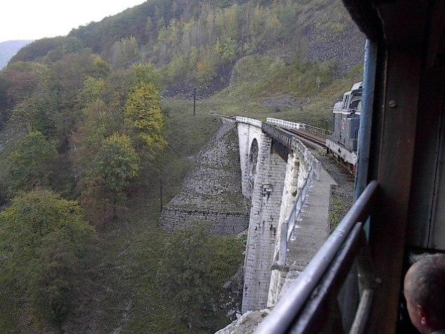 Viaductul Garliste