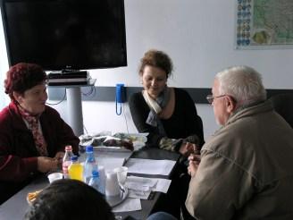 Daniela Băcilă, despre folclor ... şi nu numai