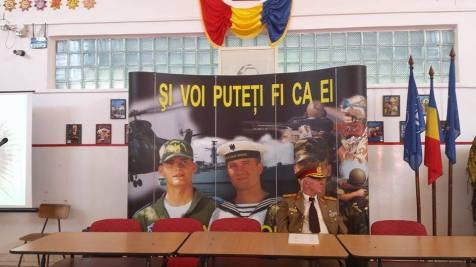 Ziua Armatei in scoli la Timisoara (12)