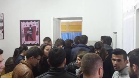 aglomeratie vot Complex Studentesc Timisoara (8)
