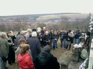 comemorare cimitir Ciclova