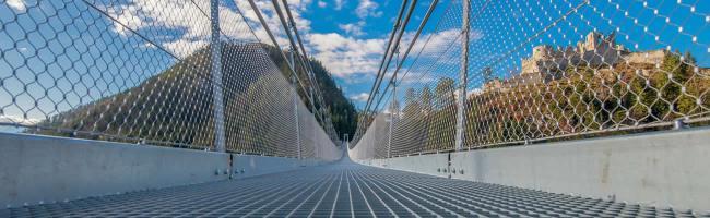 highline cea mai lunga pasarela suspendata