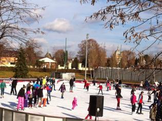 patinoar Timisoara a doua zi de Craciun (6)
