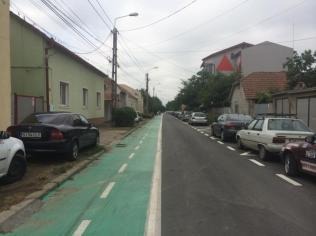 pista biciclete Diaconu Coresi (1)