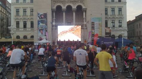 cycling Piata Victoriei Saptamana Mobilitatii Europene (3)