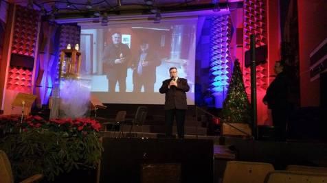 Lumina Pacii de la Bethleem la Timisoara (1)