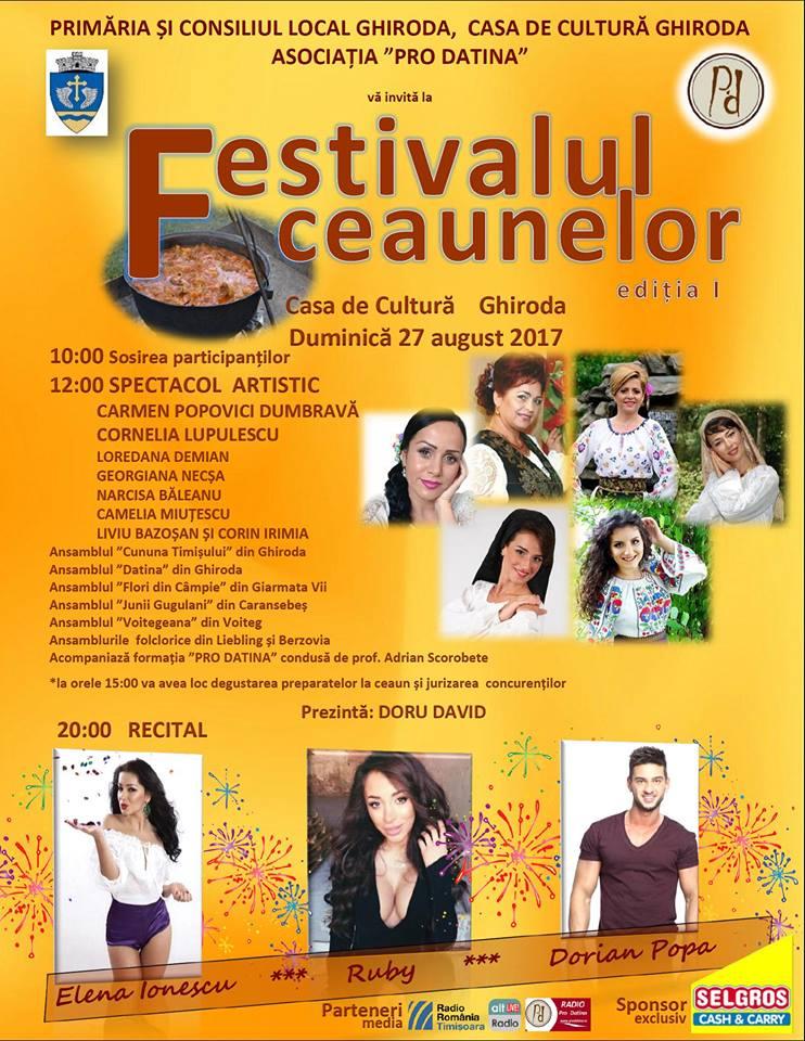 Festivalul Ceaunelor