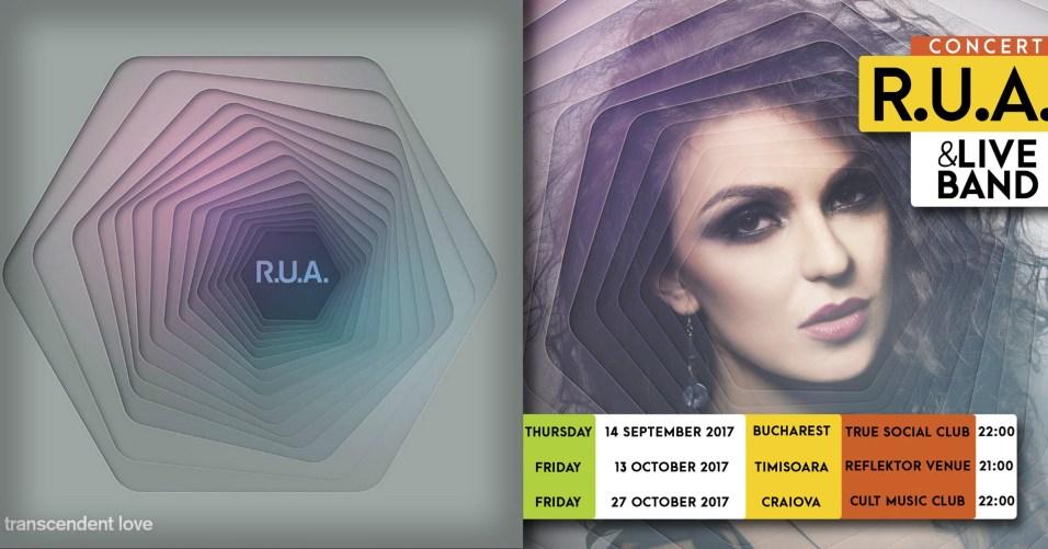 RUA upcoming concerts