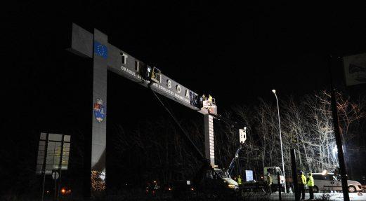 demolare poarta Calea Aradului (11)